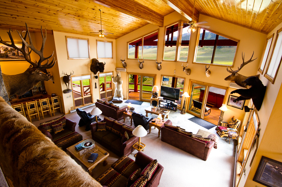 Genial ... Montana Luxury Real Estate | Ponderosa Ranch   Auction By Concierge  Auctions And Montana