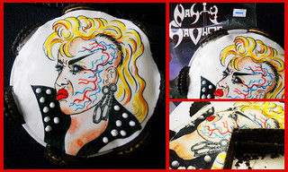 Luna Vachon Daughter of Darkness Moon Pie Cake | by SugarSlam III
