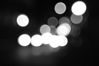 B+W Bokeh | by TheDevilYouKnow...