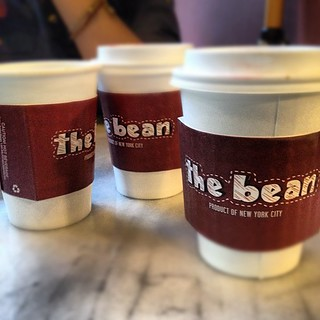 3musketeersatthebean | by The Bean NYC