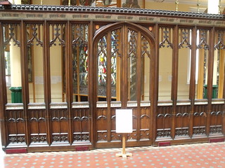 Birmingham Museum & Art Gallery - Industrial Gallery - Rood Screen | by ell brown