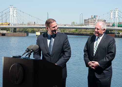 Gov Quinn Announces Capital Funding to Disinfect the Chicago River | by GovernorQuinnflickr
