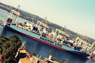 The Port of Koper | by Marishka_Sav