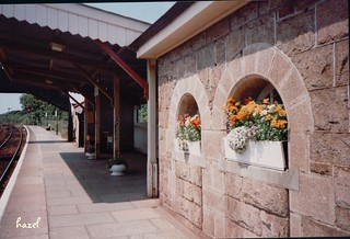 St. Erth's Station detail - scanned 1992 | by **Hazel**