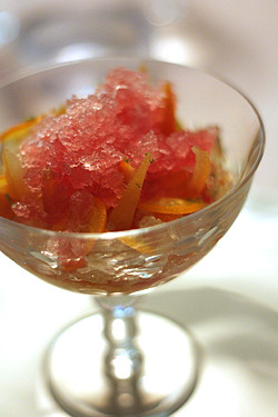 granita-Campari | by David Lebovitz