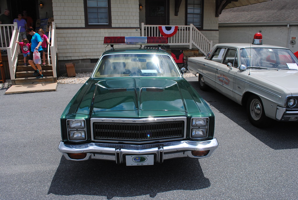 Selbyville, DE Old Timer\'s Day 2012 | A 1978 Plymouth Fury 4… | Flickr