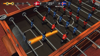 Foosball 2012 for PS3 and PS Vita | by PlayStation Europe