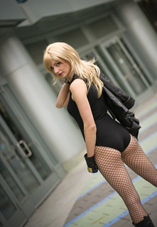 Wonder-Con 2012: Black Canary | by Eras Photography