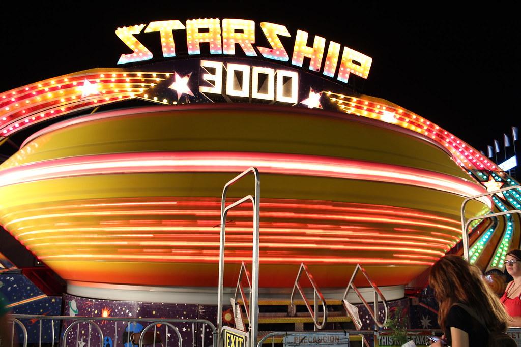 starship 3000 hes the wiz flickr