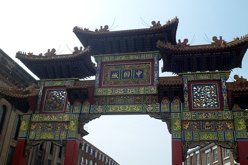 chinese gate detail | by sandrahblack1