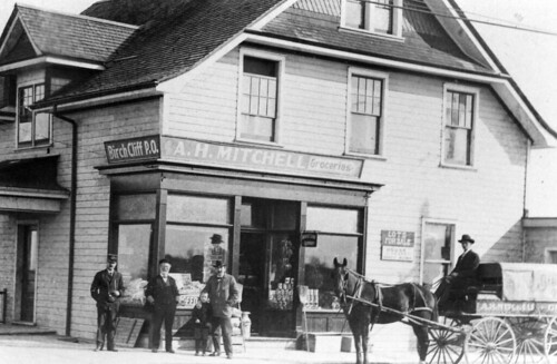 AH Mitchell's Store | by Birch Cliff News