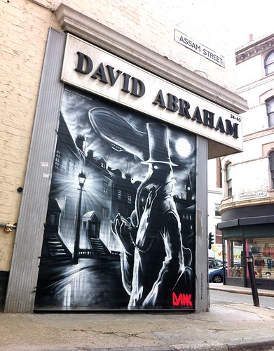 London Dark - White Church Lane | by Dan Kitchener - DANK