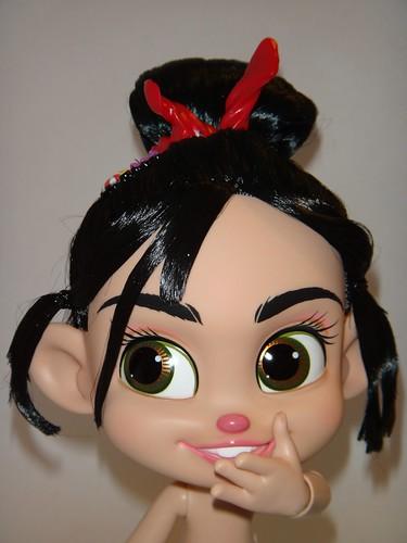 Vanellope Von Schweetz Talking Doll - Wreck-It Ralph - 11 -5845