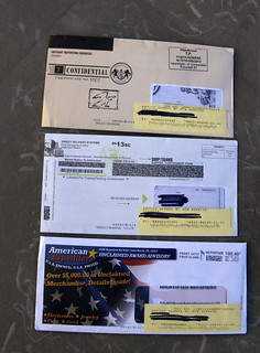 These 3 pieces of Junk Mail Look like they need to be opened right away | by Judith E. Bell