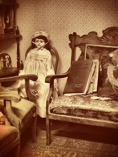 The Haunted Doll | by Cowlishaw