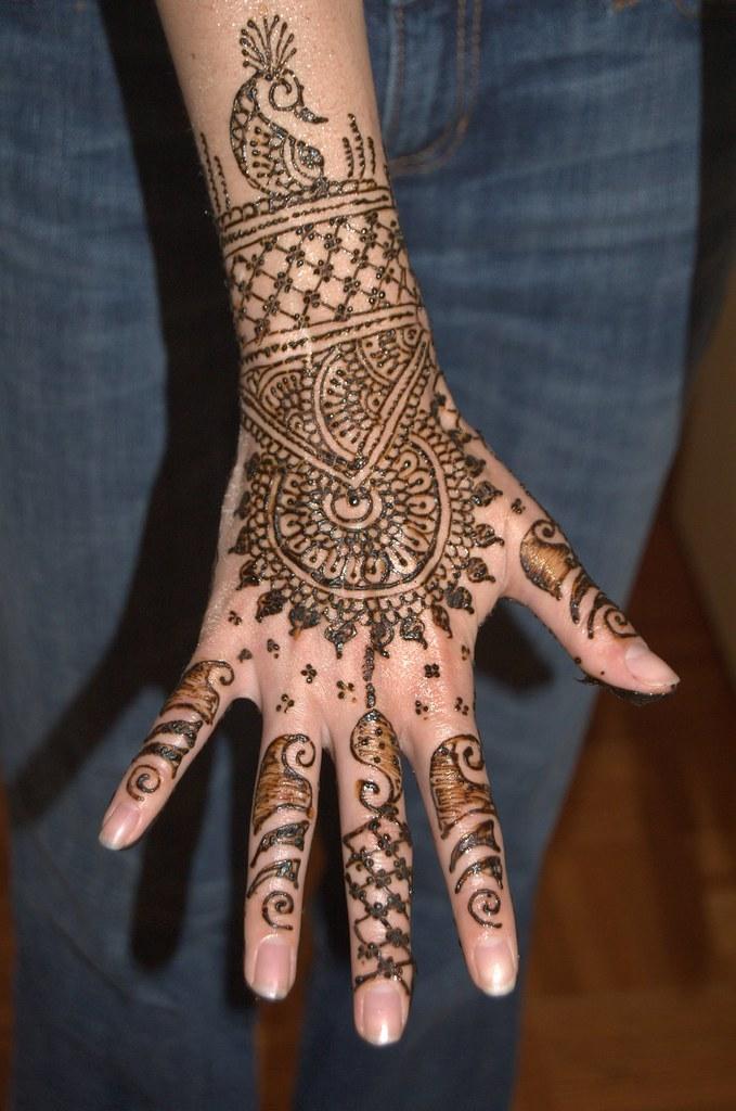 Henna Right Hand 757998 Asiya Qureshi Flickr