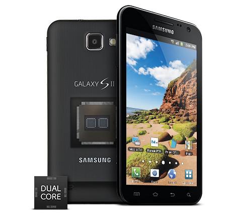 Samsung Galaxy S2 HD LTE Specs