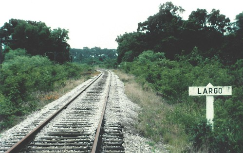 Largo marker sign in 1969 (Part 2 of 5) | by TPavluvcik