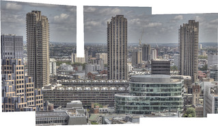 Barbican Estate, From The Golden Gallery Of Saint Paul's Cathedral | by IFM Photographic