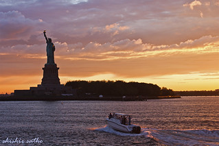 Statue of Liberty | by sathellite