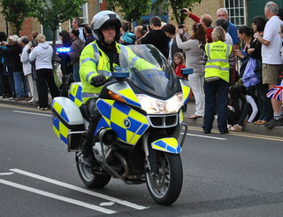 Essex Police / BMW R1200 / Roads Policing Unit / QT52 / EU58 OOX | by Chris' 999 Pics