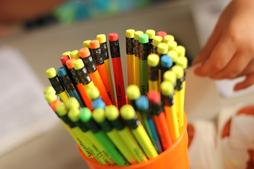 Kids Cookie Break Pencils | by wjtlphotos