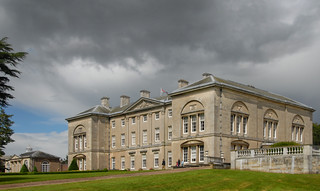 Dark clouds over Sledmere | by Dick Roberts Photography