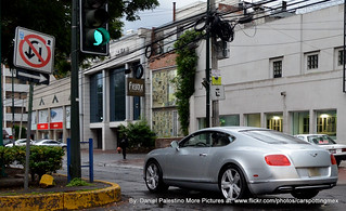 Bentley Continental GT 2012 en México DF | by Daniel Palestino