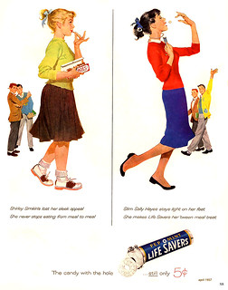 1957 ... skinny savers! | by x-ray delta one