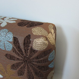 Iron Craft Project #7 - Headboard Slipcover | by katbaro
