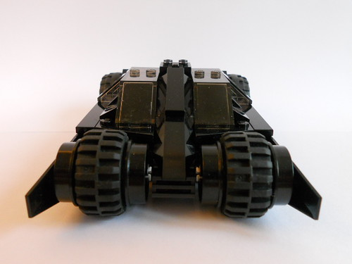 Lego Tumbler Batmobile 001 | by GothamScene