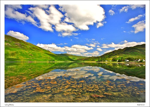 Reflections Loch Long | by ralph.stewart
