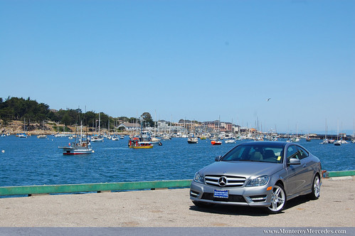 2012 Mercedes Benz C250 Coupe Photo By Business