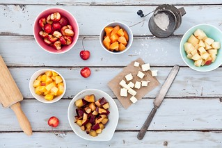 Baking With Stone Fruits | by tartelette