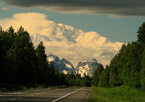 the road to Denali | by sevenhighskies