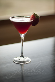 thanks for the French Martini Annie... <3 | by ~ geisha ~