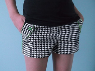 Kadence Funky Shorts | by Cherry Bubbins