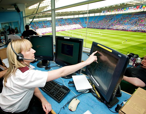 Day 224 - West Midlands Police - Football Policing - Control Room | by West Midlands Police