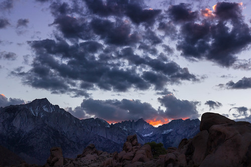 Mount Whitney Sunset | by summithalfdome