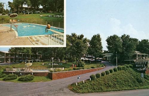 Motel  Front Royal Va
