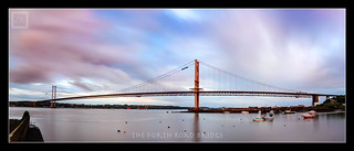 The Forth Road Bridge | by Zedboss