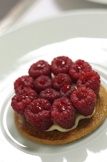 raspberry tart | by David Lebovitz