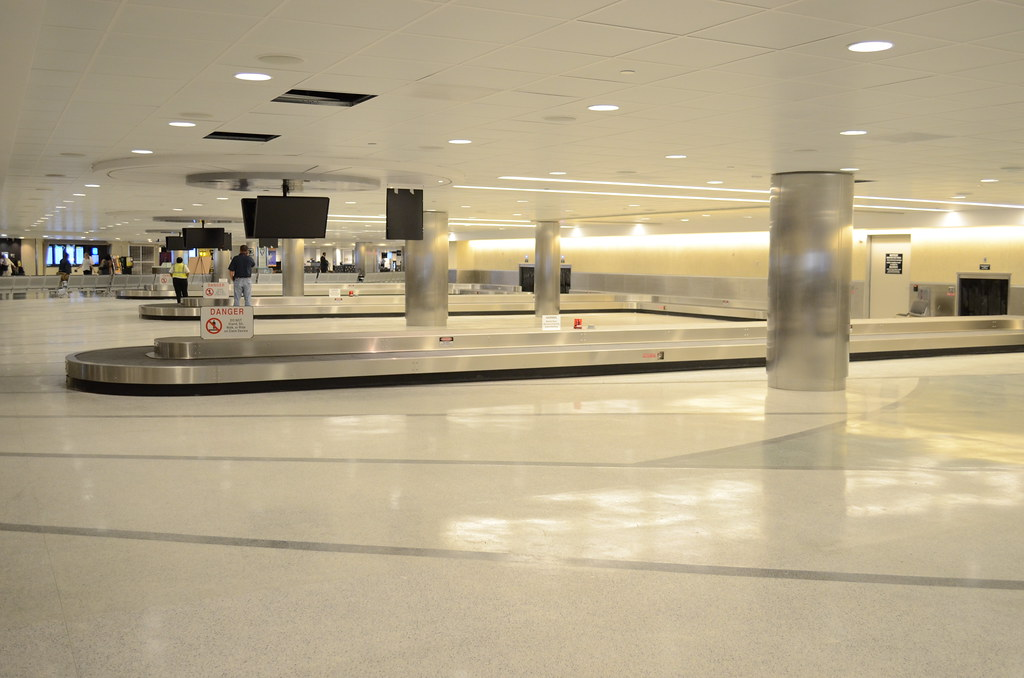 Hobby Airport Baggage Claim June 2012 | Flickr