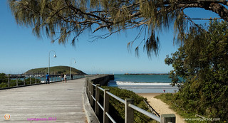 Coffs Harbour Jetty - Panorama. | by sunnypicsoz.com-Geoff Childs.