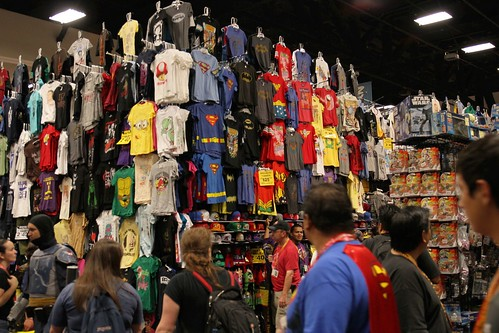 Comic-Con: Merchandise | by KPBS
