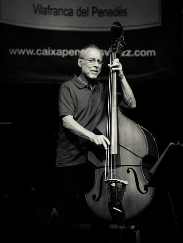Dave Holland | by Julien Lagarde