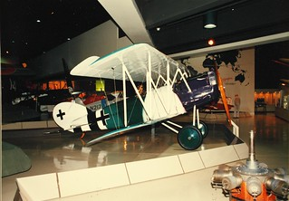Pfalz, D XII | by San Diego Air & Space Museum Archives