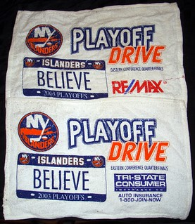 Day 236 - 8/23/12: Even More Rally Towels | by IslesPunkFan