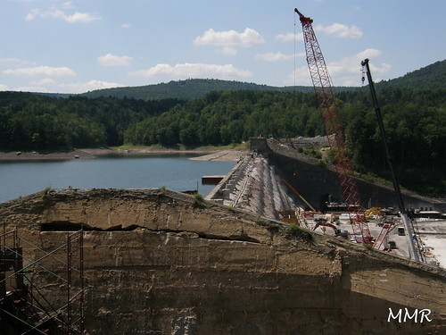 Gilboa Dam | by MMR Dad