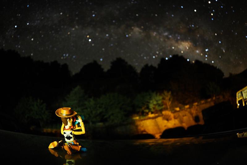 Milky way|夏季銀河序曲